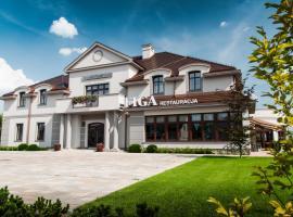 Hotel Figa, Plewiska