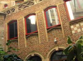 Kathedraallogies Drie Koningen, Antwerpia