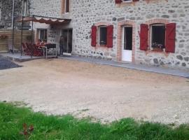 Au Nid d'hirondelles, Saint-André-de-Chalençon