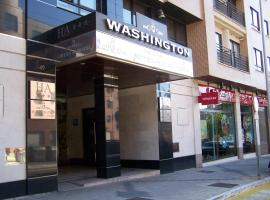Washington Parquesol Suites & Hotel, Valladolid