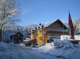 Hotel Ladenmühle, Kurort Altenberg