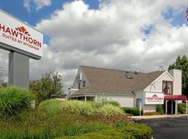 Hawthorn Suites by Wyndham Airport East Hotel, Columbus