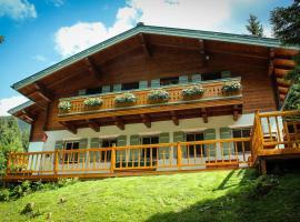 Apartment Strims, Zauchensee