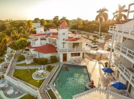 Hotel Laguna Bacalar, Bacalar