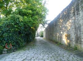 An der Dorfmauer, Sommerhausen