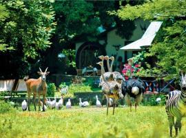 Mount Meru Game Lodge & Sanctuary, Usa River