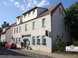 Hotel Pension Gambrinus, Webau