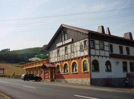 Hotel Brückenmühle, Meiningen