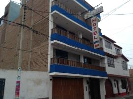 Hotel Plazzas, Huanchaco