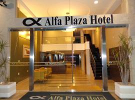 Alfa Plaza Hotel, Núcleo Bandeirante