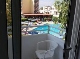Solemar Apartments, Ixia