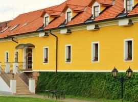 Hotel Belcredi, Brno