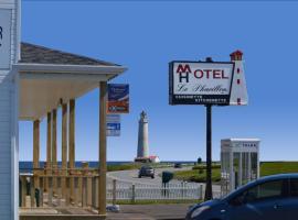 Hôtel-Motel Le Pharillon, Cap-des-Rosiers
