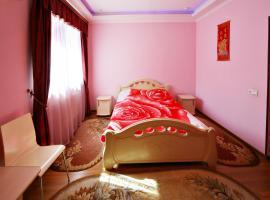 Motel Oasis, Glebovo