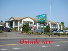 Harbour Light Motel, נאנאימו