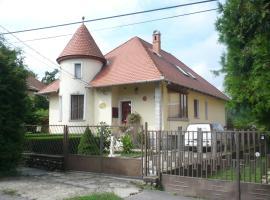 Jázmin Villa Apartman, Miskolctapolca