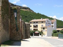 Hostal Restaurante La Muralla, Cañete