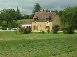 Maison d'Hôtes Le Claud de Séchebelle, Vitrac