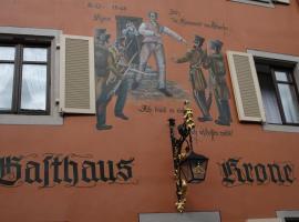Die Krone, Staufen im Breisgau