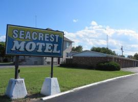 Seacrest Motel, Sandusky