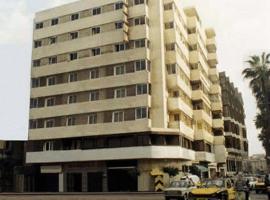 Hotel Delta, Aleksandria