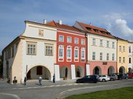 Hotel Purkmistr, Kroměříž