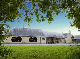 The Horseshoe Restaurant With Rooms, Eddleston