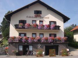 Gästehaus Donautal, Vichtenstein