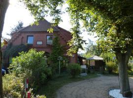 Haus Elbtalaue, Bleckede