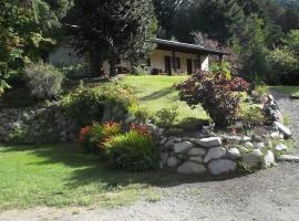 Cabañas Villa Traful, Villa Traful