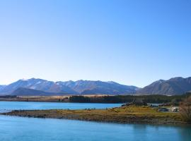 Lakefront Lodge Backpackers, Lake Tekapo