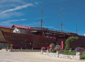Club de Vacanta Corabia Piratilor, Mamaia