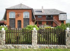 Viesu nams Pūpoli, Dundaga