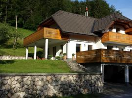 Apartment Brumec, Bohinj
