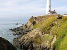 HI - Pigeon Point Lighthouse Hostel, Pescadero