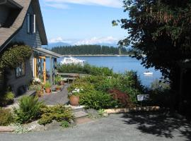 Quadra Island Harbour House B&B, Heriot Bay