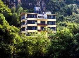The Jade Mountain Hotel, Yangshuo