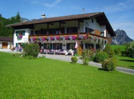 Pension Herzoghäusel, Bischofswiesen