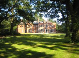 Woodhall Spa Manor, Woodhall Spa