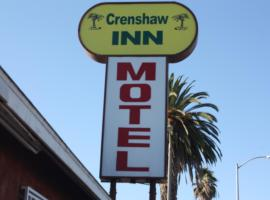 Crenshaw Inn Motel, Los Angeles