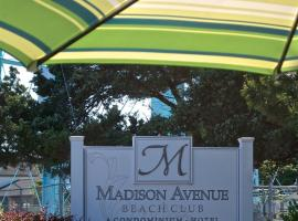 Madison Avenue Beach Club, Cape May
