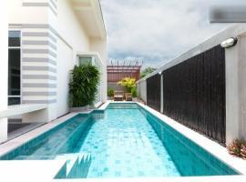 Paknampran 2 Bedrooms Pool Villa, Ban Pak Nam Pran