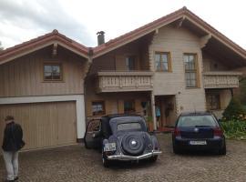 Ferienhaus Lindele Oberstaufen, Oberstaufen