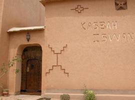 Kasbah Iswan, El Kelaa des M'gouna
