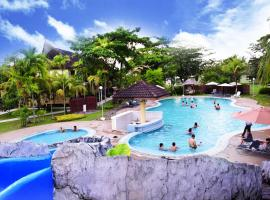 Beringgis Beach Resort & Spa, Papar
