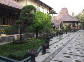 Omah Eling Hotel, Borobudur