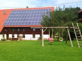 Ferdihof Holiday Home, Hierholz