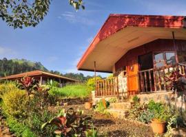 Zwinkels Mountain Lodge, Babanki