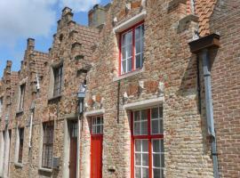 Holiday Home Driekroezen, Brugge