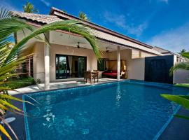 Thai Thani Pool Villa Resort, Bang Lamung